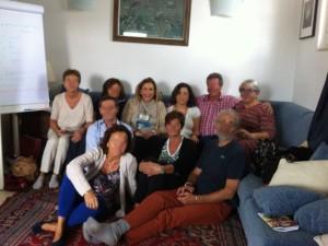 psico terapia di gruppo